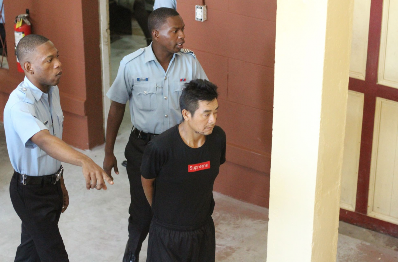 Miner remanded to jail over murder of brother-in-law