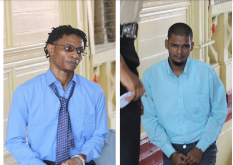Life in prison for men who murdered South road Grannies