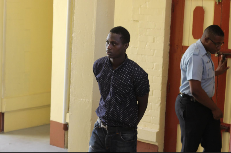 Suspected Linden gang member remanded to jail for attempted murder of rival