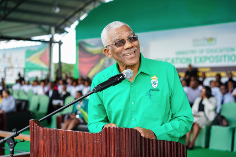 President briefs APNU partners on negotiations with AFC