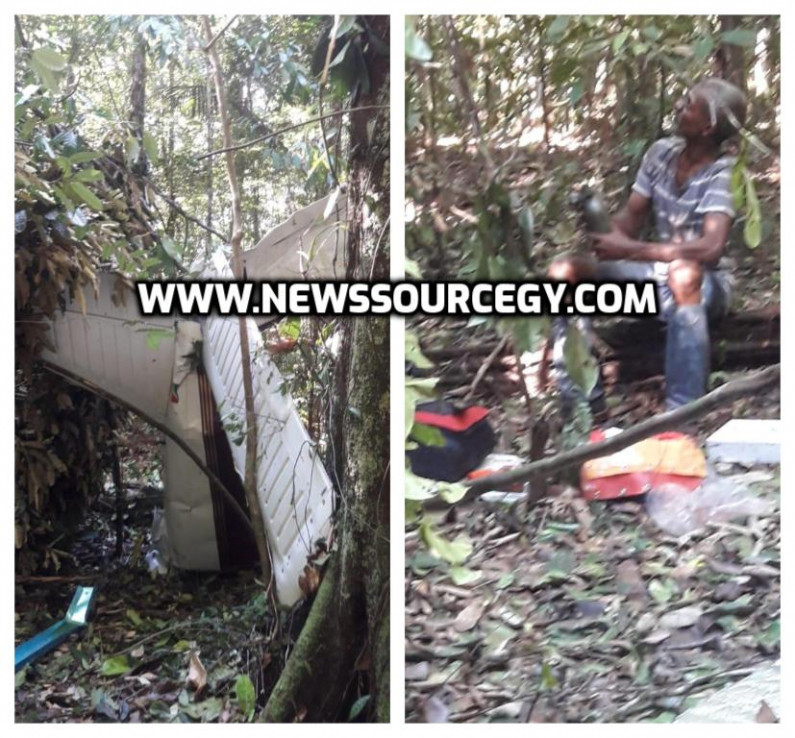 Pilot rescued after small aircraft crashes in interior region