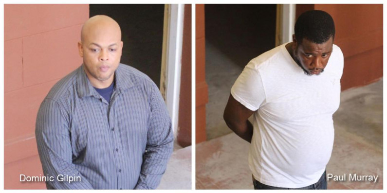 Coast Guard Officer remanded in marijuana and illegal gun bust; Alleged accomplice granted bail