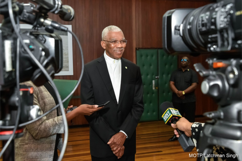 Coalition partners not against WPA's cash grant proposal -says President Granger
