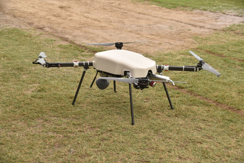 Purchased drones met requirements for longer flight times and better surveillance -GDF