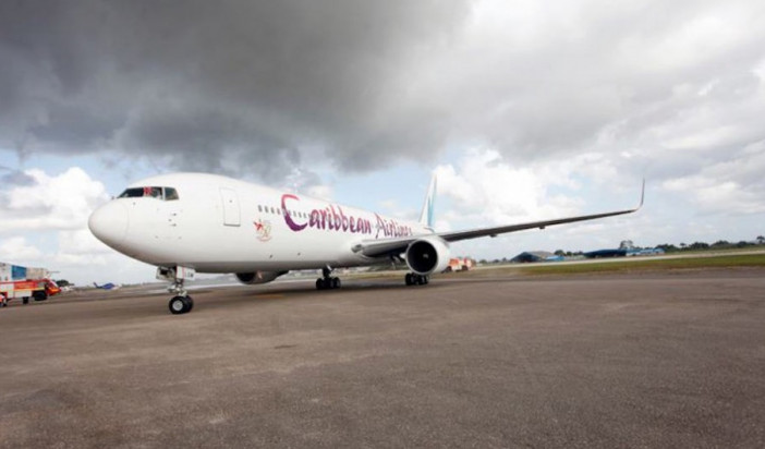 Caribbean Airlines flight from Guyana forced to make emergency landing in The Bahamas