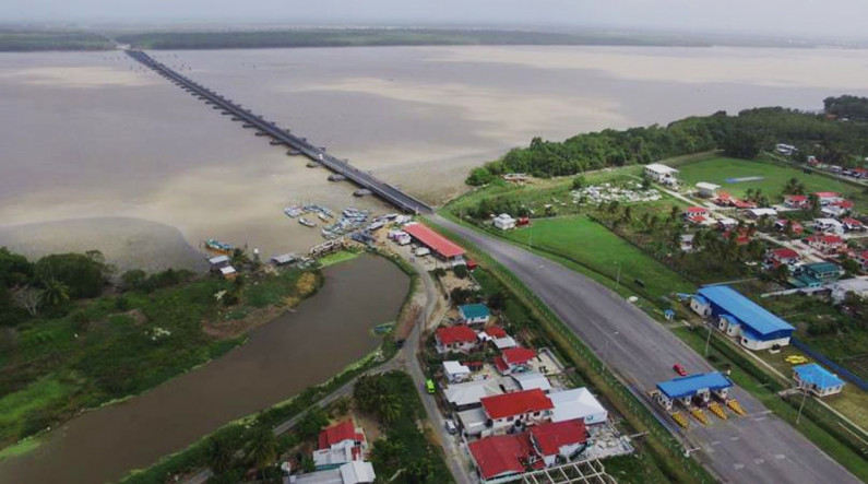 Chief Justice delays decision on Berbice Bridge Company application against Government