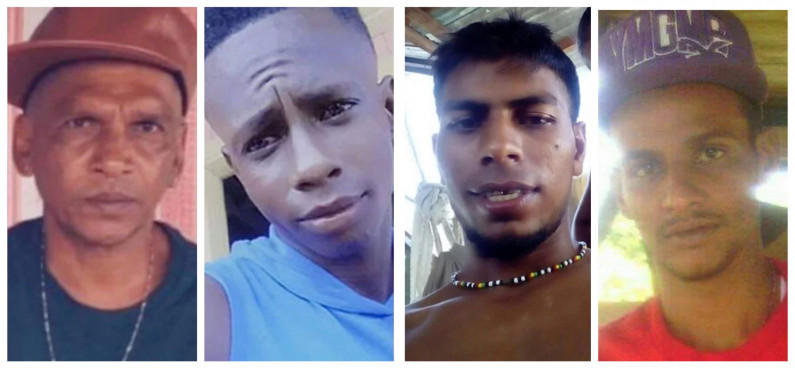 Berbice fishermen found alive and well after reported missing in Suriname