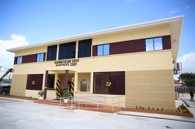 $143.5 Million Magistrates' Court commissioned in Diamond-Grove