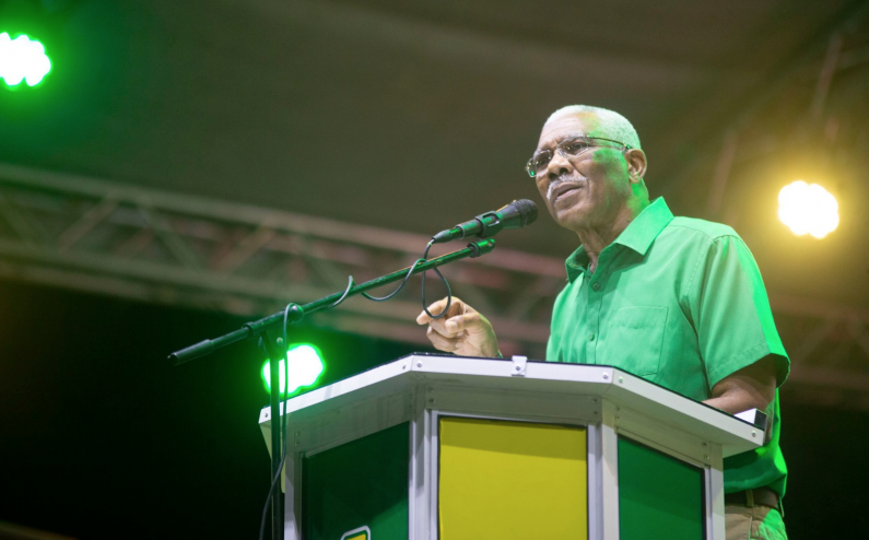 Granger pushes for high voter turn out to cement coalition victory