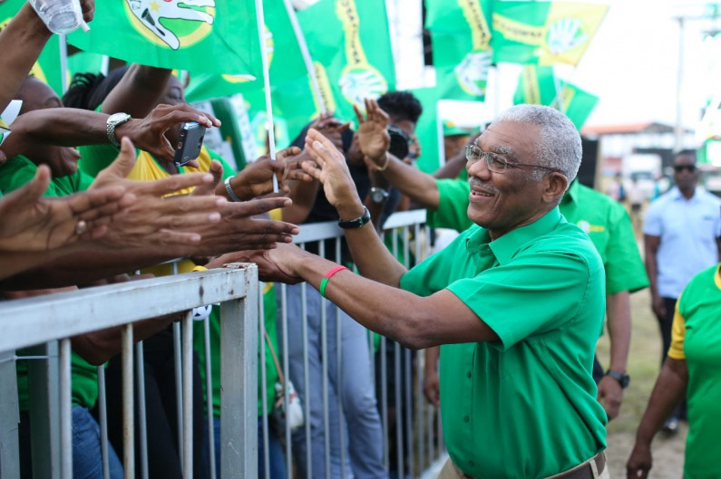 Granger promises new Land Commissions to address squatting and land for ex-sugar workers