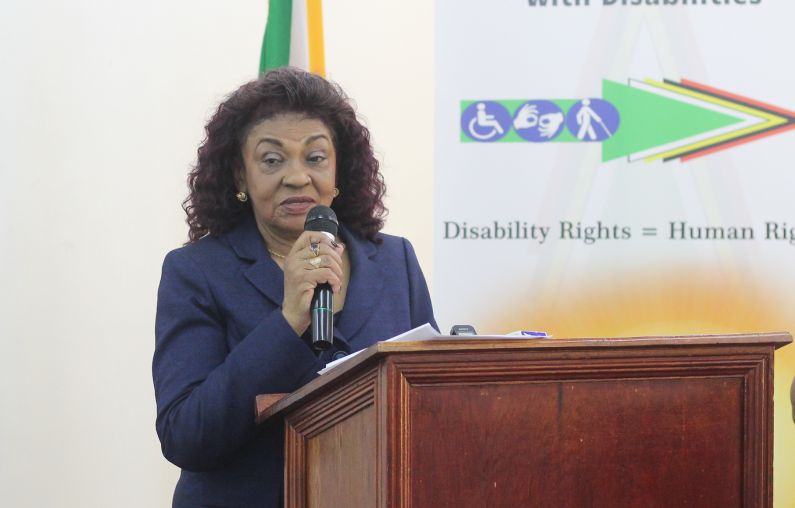 GECOM want legislative changes to allow persons with disabilities to vote by themselves