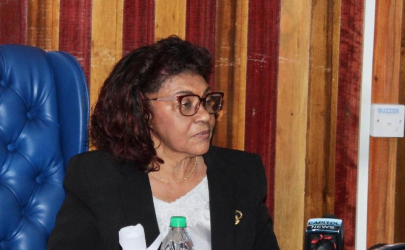 DPP discontinues private criminal charge against GECOM Chair