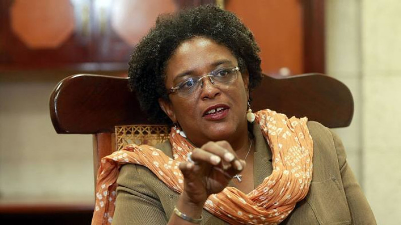 "Mottley concerned about ""forces"" not wanting recount of votes in Guyana elections"