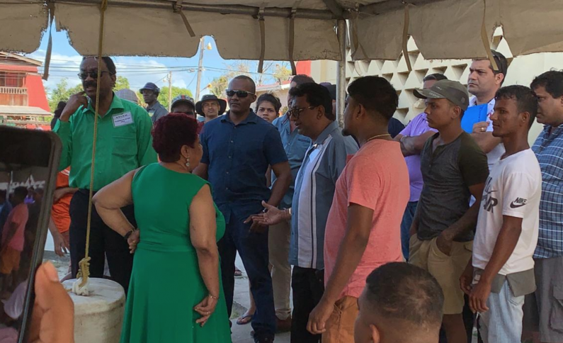 Top Political Parties bicker over alleged attempts at voting irregularity in Mon Repos