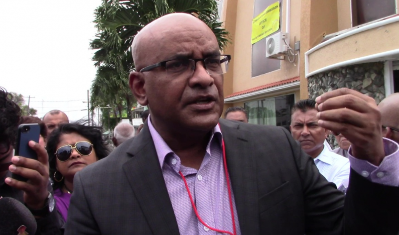 """Jagdeo accuses GECOM """"elements"""" and APNU+AFC of  attempts at electoral fraud"""