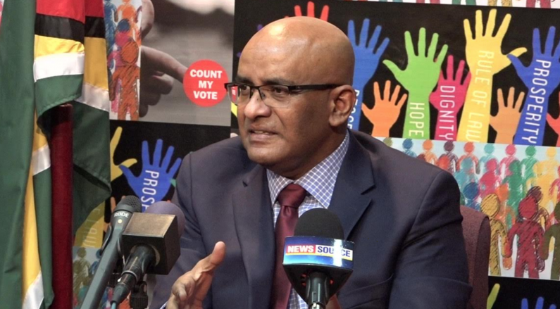 Vote recount could save Guyana from sanctions -Jagdeo