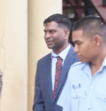 Marcus Bisram freed as Magistrate upholds no-case submission