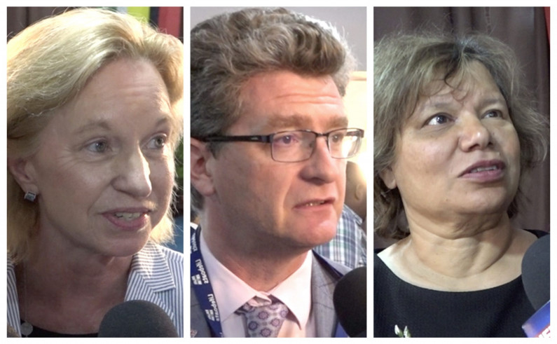 ABC Diplomats pleased with Election Day process; Urge patience for results