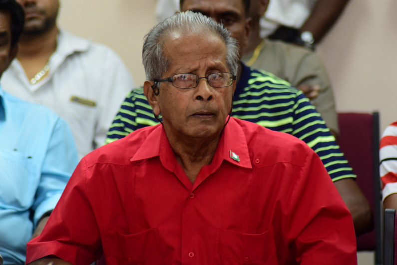 Trade unionist and former MP Komal Chand passes on