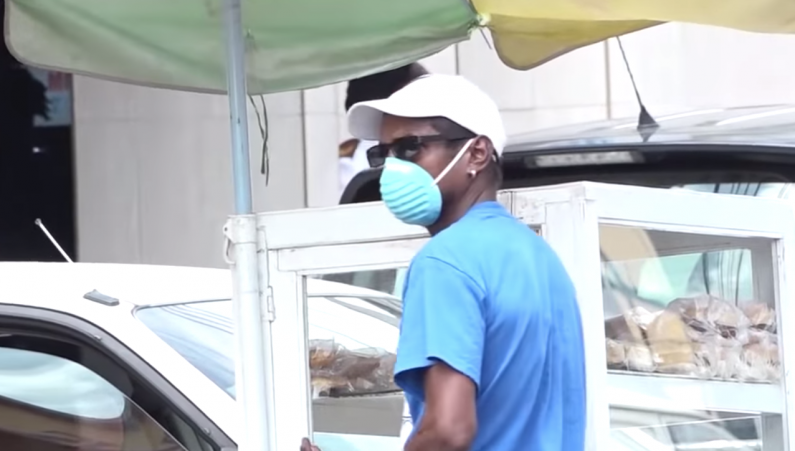 Persons entering business places and essential services now required to wear masks