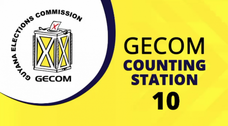 Audio stream of vote recount to be broadcast on GECOM website and social media pages