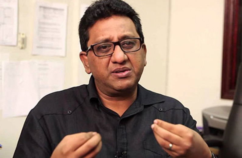 Valid votes can only be certified tabulated votes from recount  -Anil Nandlall
