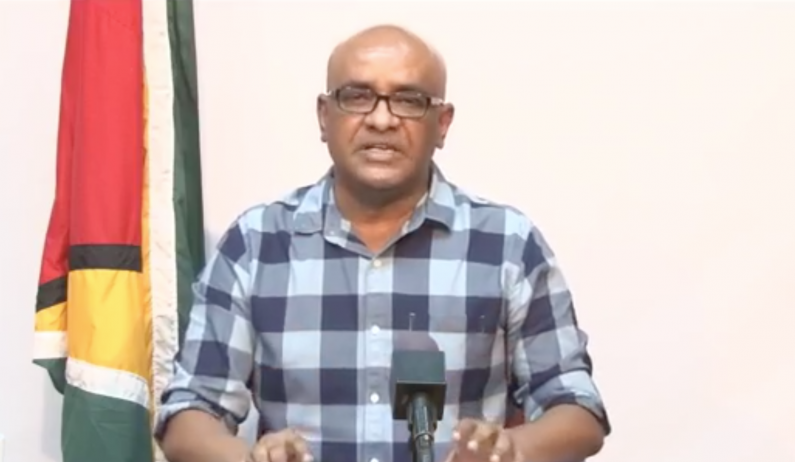 No Court ruling, No Court order could stop declaration at this point in time -Jagdeo