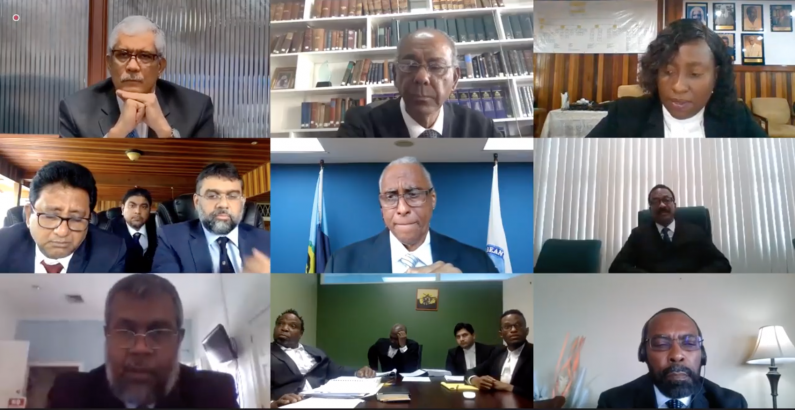 CCJ sets rigid timetable for appeal hearing and reminds it has not decided yet on jurisdiction