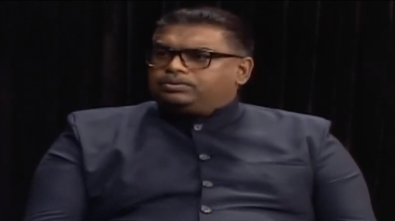 """Ali accuses APNU+AFC of attempting """"grand theft"""" of elections"""