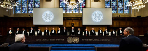 Guyana ready for ICJ hearing on border controversy on Tuesday
