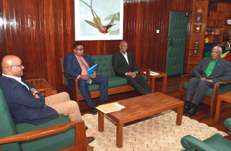 APNU+AFC open to dialogue with other political parties and stakeholders on way forward for Guyana