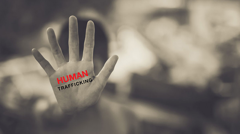 43 non-nationals identified as victims of human trafficking