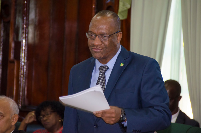 Harmon to be new Opposition Leader