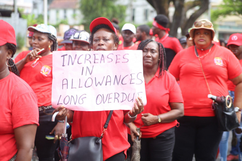 GTUC pleased with return of dedicated Ministry of Labour