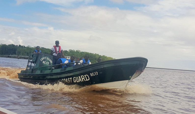 GDF and Police ranks come under fire during patrol near Venezuelan border