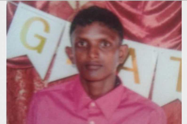 Teenage grandson of double murder suspect dies after attack in #3 village Backdam WCB; Motorcycle torched