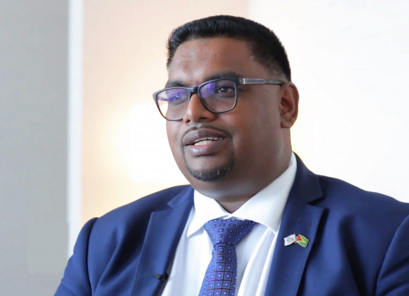 Opposition Leader must recognise me as President before any talks  -Pres. Ali