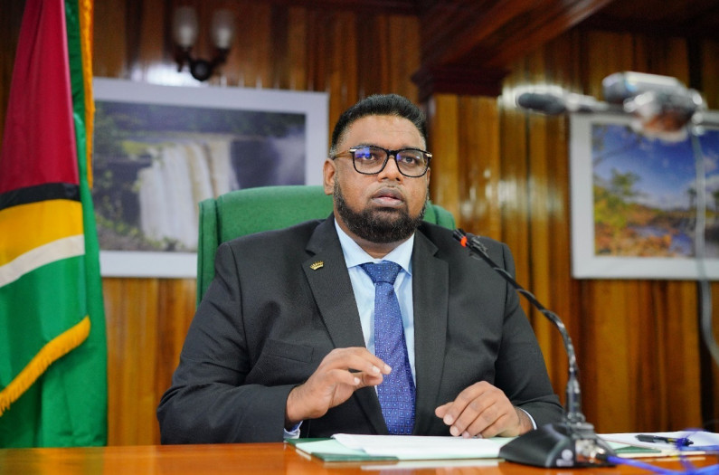 GECOM must be fixed before Local Government Elections  -says President Ali