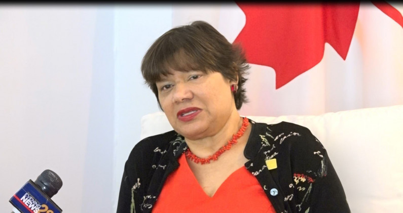 Canadian High Commissioner reassigned to Barbados