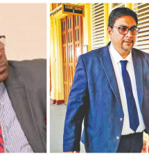 Hughes objects to PPP MP Sanjeev Datadin serving as Prosecutor in case against GECOM officials