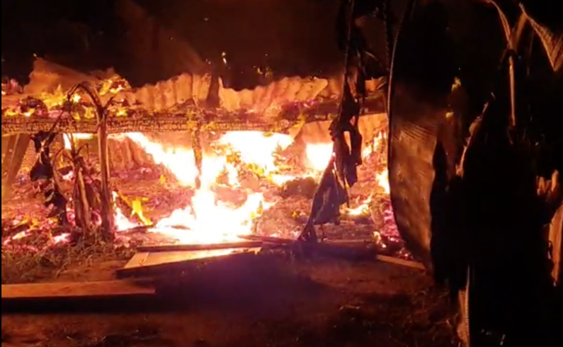 BREAKING: Bartica woman and daughters die in fire set by angry husband