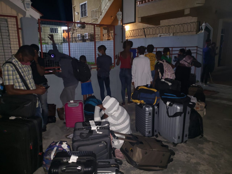 AG fails to get Court to discontinue case filed on behalf of Haitian nationals who were detained