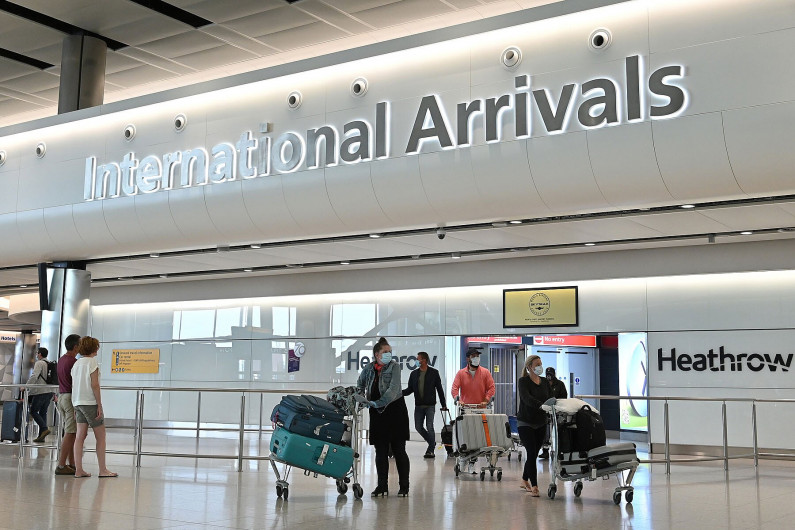 UK bans arrivals from several South American countries including Guyana over Brazil COVID Variant