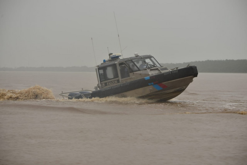 BREAKING:  Small vessel found in Guyana's waters with dead bodies; Coast Guard dispatches investigation team