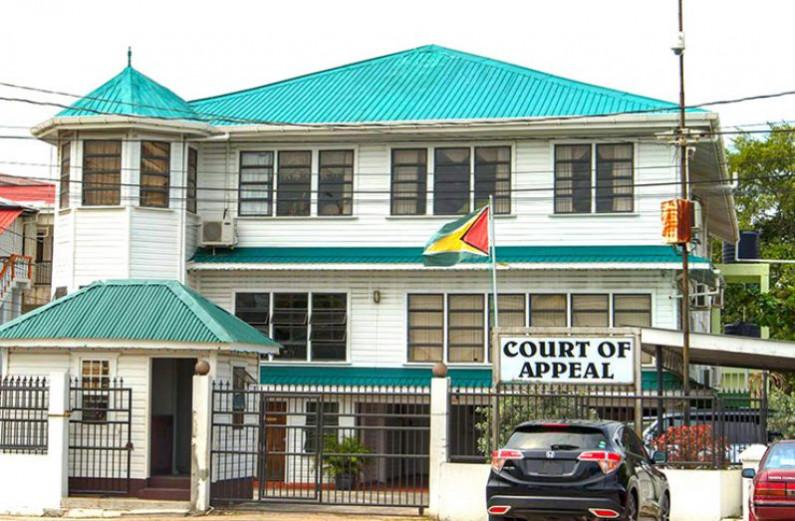 Appeal filed in Election Petition case