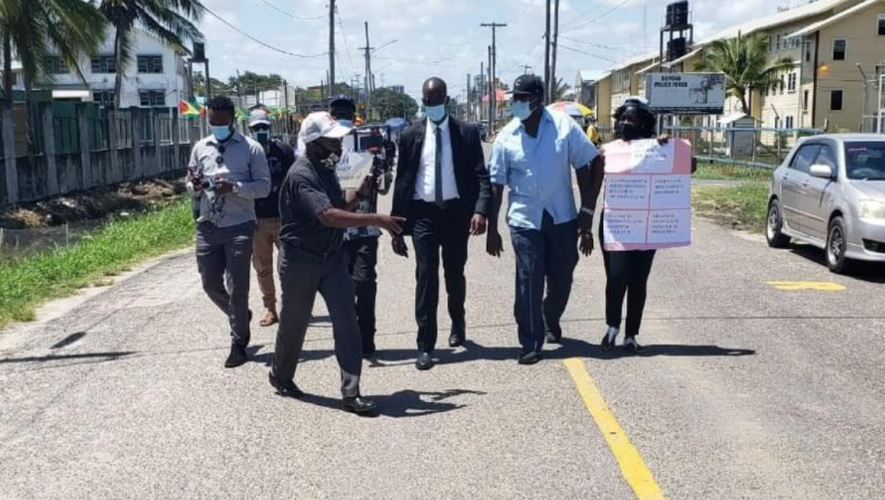 CID calls in Trevor Benn again for questioning over land sales