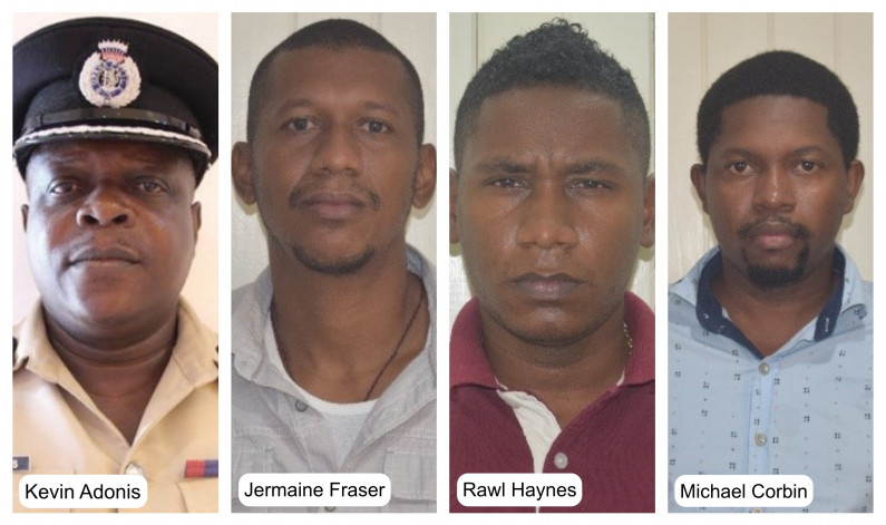 Former Asst. Commissioner and three other Police Officers charged for $19 Million fraud