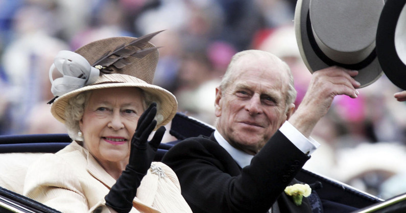 President extends sympathy to Queen Elizabeth II on Prince Philip's death