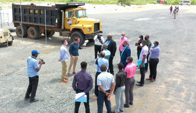 Foreign Directors of controversial concrete company given ultimatum to leave Guyana
