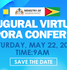 Security, Trade, and Investment among issues to be discussed at upcoming Diaspora conference